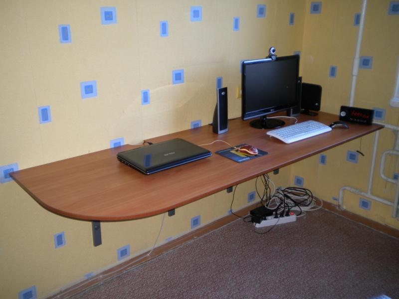 Столы письменные своими руками